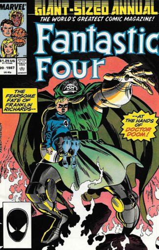 Fantastic Four Annual #020