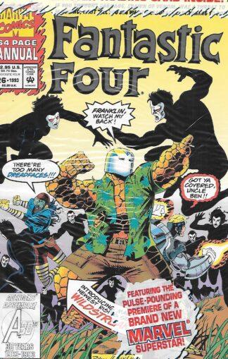 Fantastic Four Annual #026