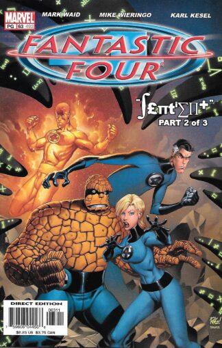 Fantastic Four Volume 3 #063