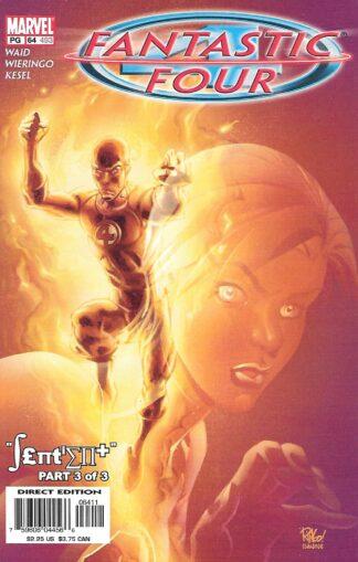 Fantastic Four Volume 3 #064