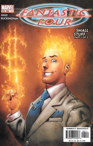 Fantastic Four Volume 3 #065