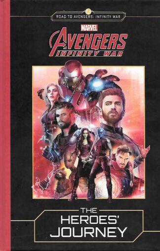 Avengers Infinity War - The Heroes Journey