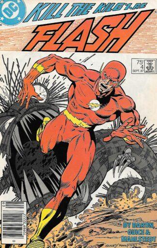 Flash, the Volume 2 #004