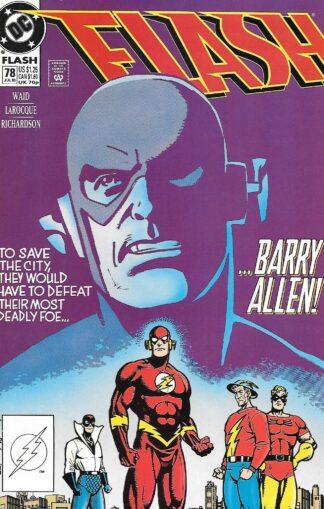 Flash, the Volume 2 #078