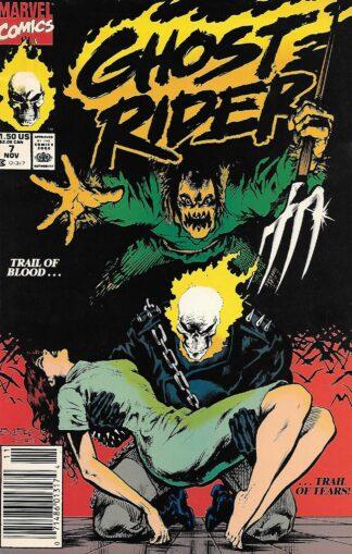 Ghost Rider Volume 2 #007