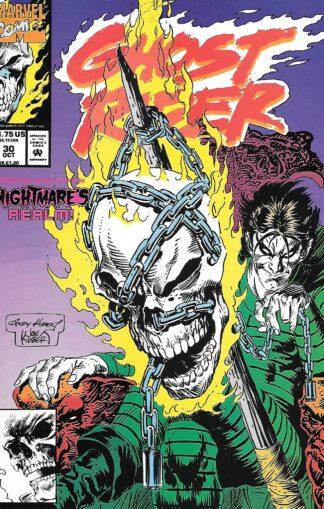 Ghost Rider Volume 2 #030