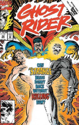 Ghost Rider Volume 2 #032