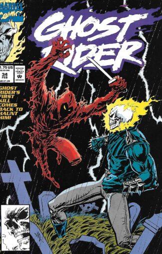 Ghost Rider Volume 2 #034