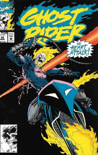 Ghost Rider Volume 2 #035