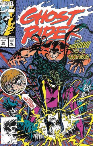 Ghost Rider Volume 2 #036