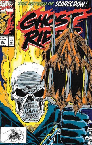Ghost Rider Volume 2 #038