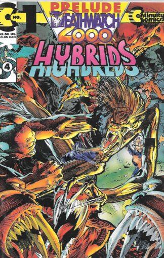 Hybrids #001