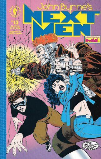 John Byrne's Next Men #013