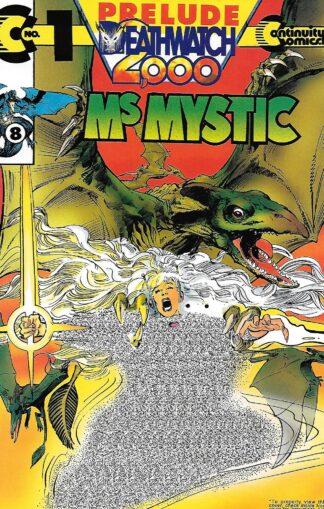 Ms Mystic Mini-Series #001