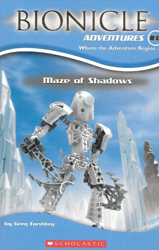 Bionicle Adventures #6