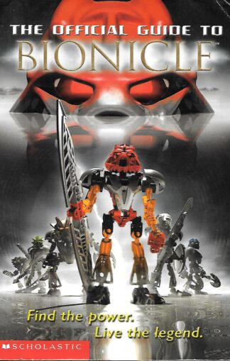 Official Guide to Bionicle