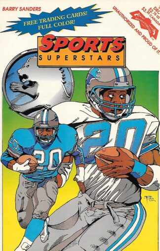 Sports Superstars #009