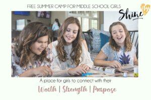 Shine Summer Camp 2020