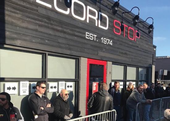 Record Stop