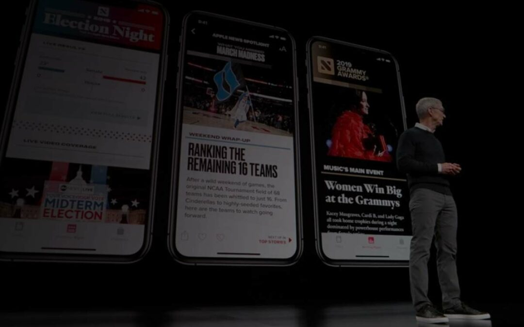 ¿Se amplía Apple News?