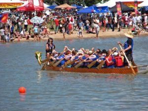 Dragon Boat Festival at Sloans Lake