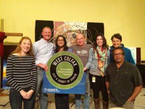 Sustainable Neighborhood Network New Signage