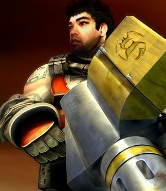 Jonathan in Unreal Tournament