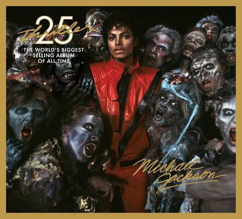 Michael Jackson Thriller 25th Anniversary