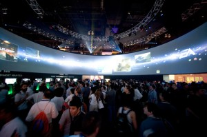 E3, Electronic Arts, Los Angeles