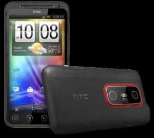 Radioshack | HTC EVO 3D launch