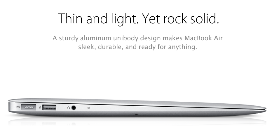 Macbook Air 17-Inch