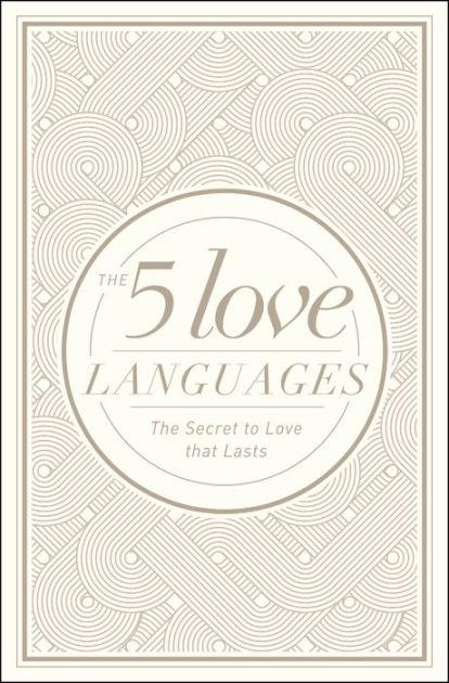 the 5 love languages, strietzel