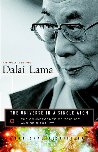 Dalai Lama, Strietzel, Jonathan Strietzel, The Universe In A Single Atom, WIsdom