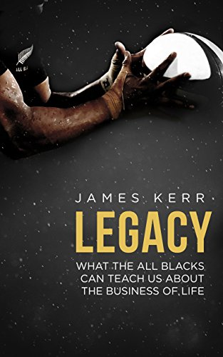 Strietzel, Legacy, James Kerr, Jonathan Strietzel