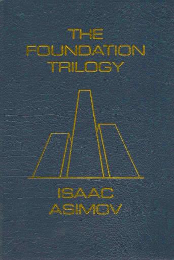Foundation, Isaac Asimov, Jonathan Strietzel, Books, Favorite Books
