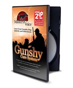 Gunshy-cure-system
