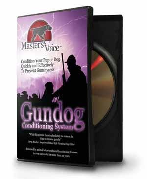 gundog-conditioning-system