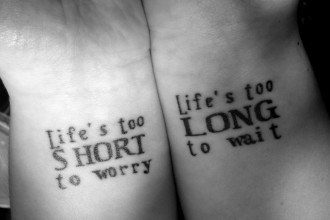 life long quotes