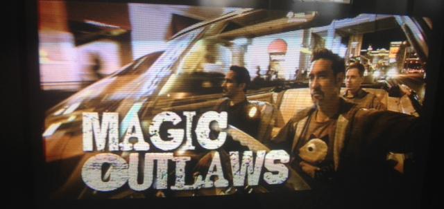 Magic Outlaws