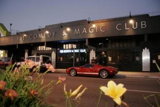 Comedy Magic Club 1