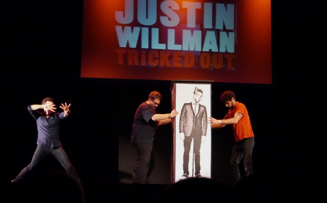 Justin Willman Box Assistant Bushwalla 1