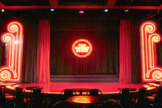 Comedy Store main room