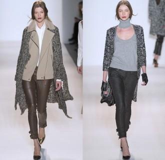 rachel zoe 2013 2014 fall autumn winter womens runway catwalk new york fashion week show denim jeanswear 02x