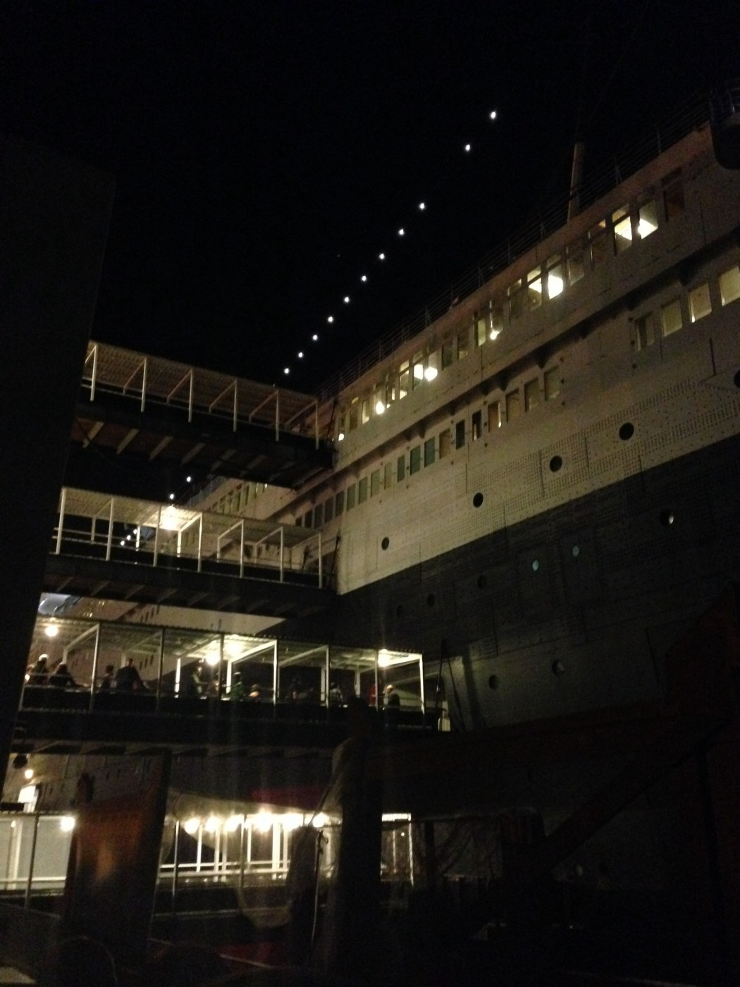 Queen Mary Ship