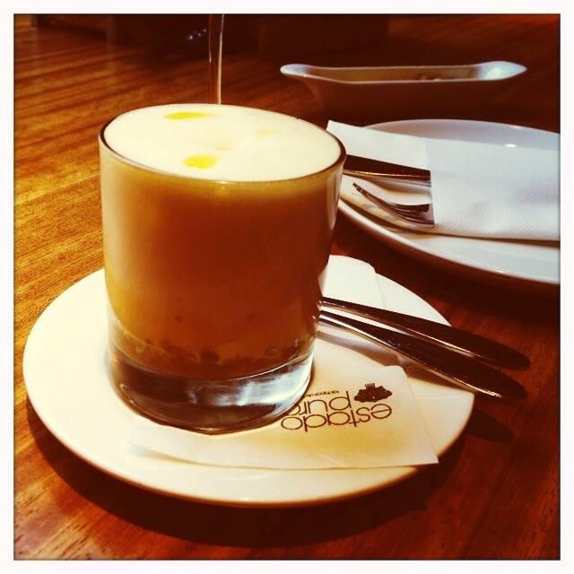 Madrid OmeletteInAGlass