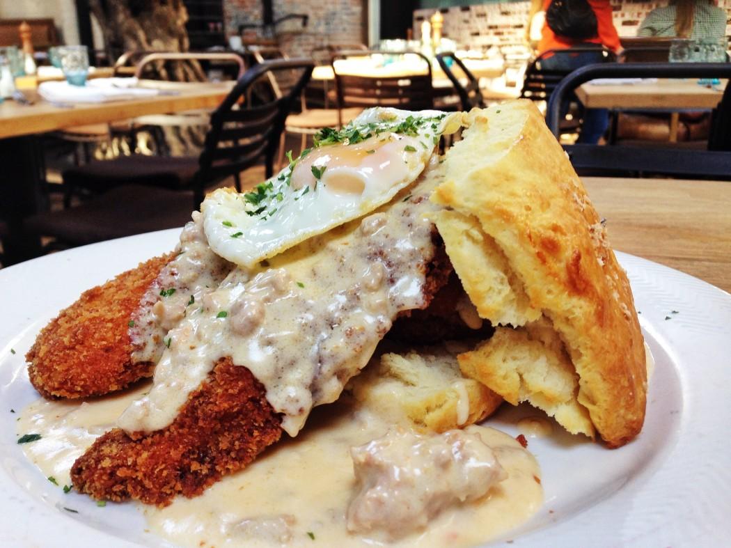 ChickenAndBiscuit Herrigbone