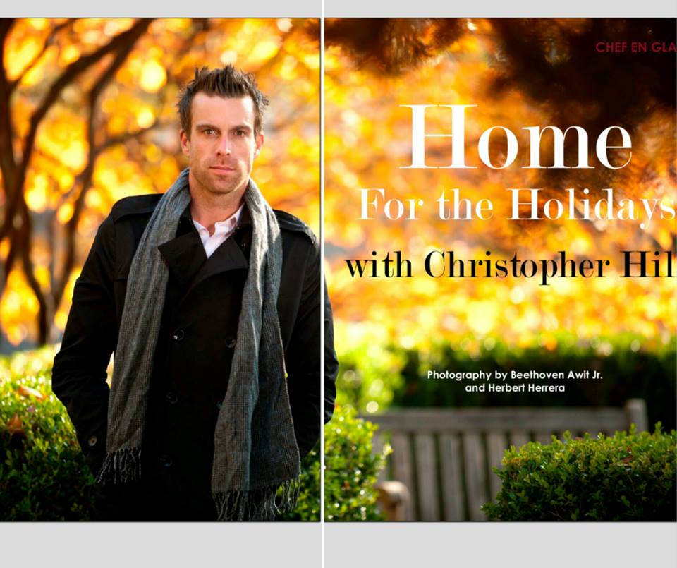 ChristopherHill Book