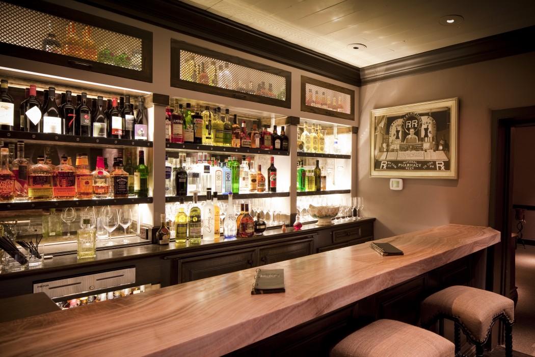 Restaurant 1833.Upstairs Absinthe Bar