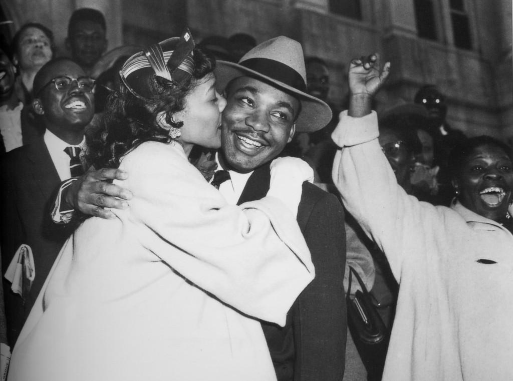 Coretta Kissing King