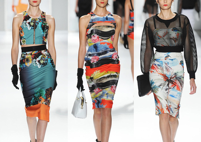Milly_New_York_Fashion_Week_SS14_print_trends_runway
